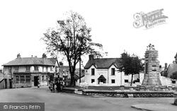 The Square c.1955, Dinas Powis