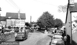 Dinas Powis, The Square c.1960