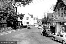 Dinas Powis, The Square c.1965