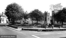The Square c.1965, Dinas Powis