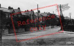 Wellbrook Road c.1950, Dinas Powis