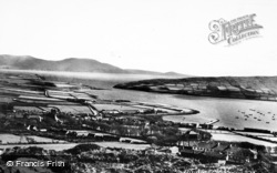 Dingle, The Town And Bay c.1960