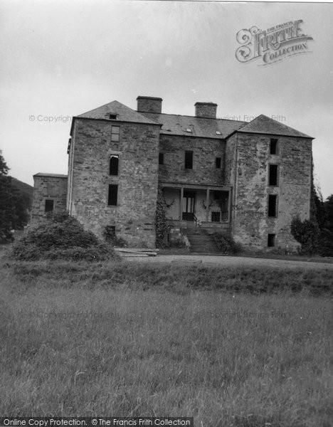Photo of Dingwall, Brahan Castle 1952