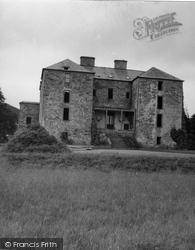 Dingwall, Brahan Castle 1952
