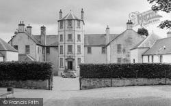 Dingwall, Foulis Castle 1952