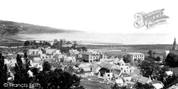 Dingwall, General View 1890