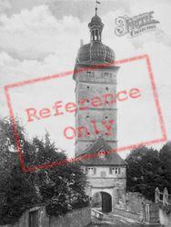 A Tower c.1935, Dinkelsbuhl