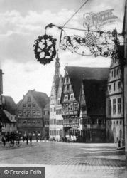 c.1925, Dinkelsbuhl