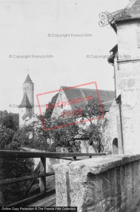 Photo of Dinkelsbuhl, c.1939