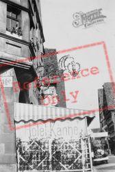 Hotel Kanne c.1939, Dinkelsbuhl