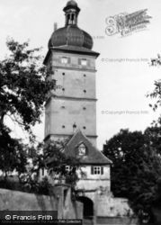 Seringen Gate c.1939, Dinkelsbuhl