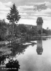 The River c.1935, Dinkelsbuhl