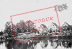 The River c.1939, Dinkelsbuhl