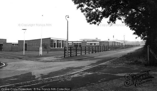 Photo of Dinnington, Anston Park Primary School c.1965
