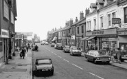 Dinnington, Laughton Road c1965