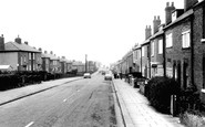 Dinnington, Lordens Hill c1965