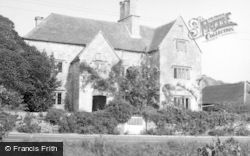 Dinton, Little Clarendon 1956