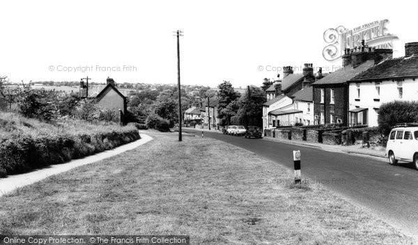 Photo of Disley, Buxton Old Road c.1965