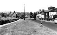 Disley, Buxton Old Road c1965