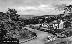 Canal c.1950, Disley