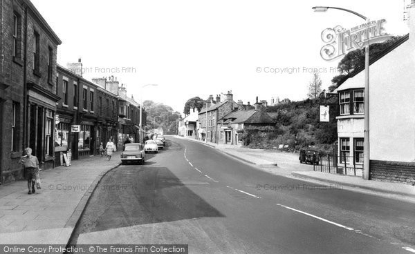 Photo of Disley, Market Street c.1960