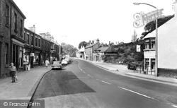 Market Street c.1960, Disley
