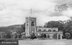 Disley, St Mary's Church c.1935