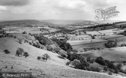 Disley, View From Above Kettleshulme c.1965