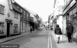 Diss, Mere Street c.1965