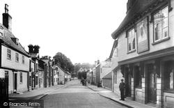 Diss, Mount Street 1925