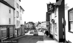 Diss, The Market Place c.1965