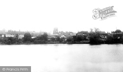 Diss, The Mere 1925