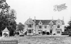 Abbey House c.1960, Ditcheat