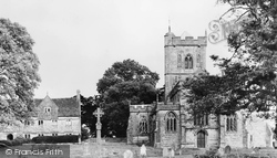 Church Of St Mary Magdalene c.1960, Ditcheat