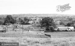 General View c.1960, Ditcheat