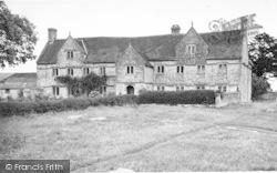 Manor House c.1960, Ditcheat