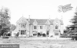 The Priory c.1960, Ditcheat