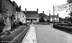 The Village c.1955, Ditcheat