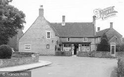 The Village Shop c.1955, Ditcheat