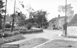 Village c.1955, Ditcheat