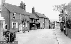 Ditchling, High Street c.1965