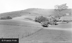 Ditchling, The Beacon c.1955