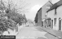 Ditchling, The Post Office c.1955