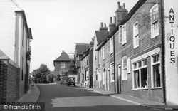 Ditchling, The Village c.1955