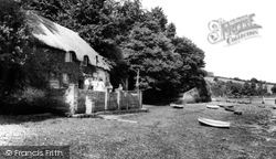 Beach Cottage c.1965, Dittisham