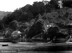 Binghay Woods And Cottage 1925, Dittisham
