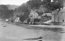 Binhay Woods And Ferry Hotel 1927, Dittisham