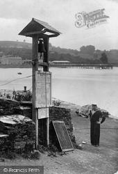 Greenway Ferry Bell, River Dart 1924, Dittisham