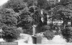 Greenway Ferry Cottage, River Dart 1899, Dittisham