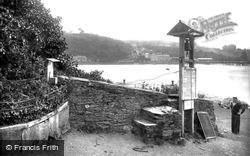 Greenway Ferry, River Dart 1924, Dittisham